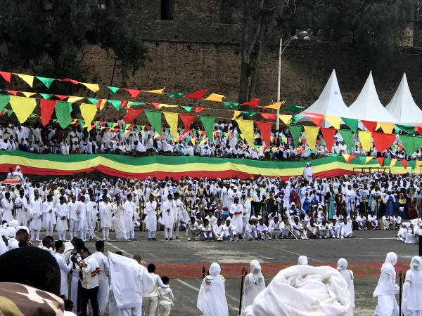 Timkat Festival in Ethiopia vacation