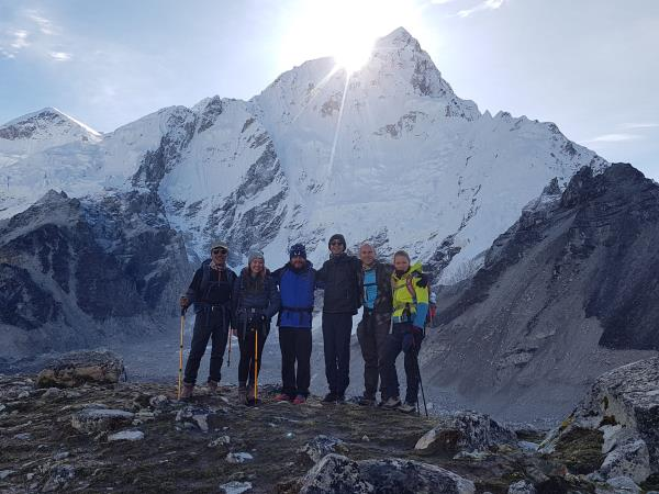 Everest Base Camp trekking vacation, 15 days