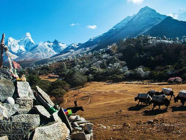 Everest luxury trekking tour