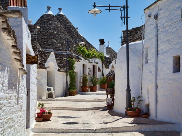 Puglia self guided walking vacation