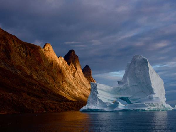 Arctic islands cruise, Iceland, Greenland and Spitsbergen