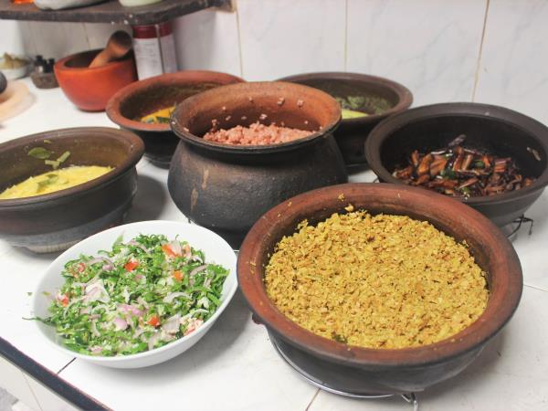 Sri Lanka food tour, tailor made