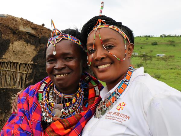 Kenya cultural tour, family ties