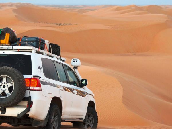 Mauritania vacation, desert adventure