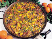 Valencian Paella, Valencia. Photo by Valencia Tourist Board