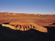 The Breakaways, South Australia. Photo by South Australia Tourist Board
