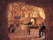 Underground Home at Flinders Ranges, South Australia. Photo by South Australia Tourist Board