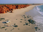 Cape Leveque, Western Australia. Photo by Tourism Western Australia