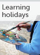 Learning holidays