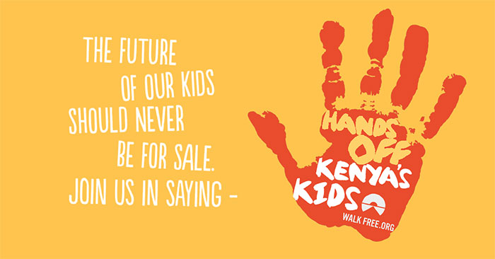 Hands off campaign image 2