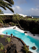 Jameos del Agua, Lanzarote. Photo by Nick Haslam