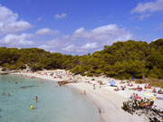 Cala en Turqueta. Photo by Menorca Tourist Board