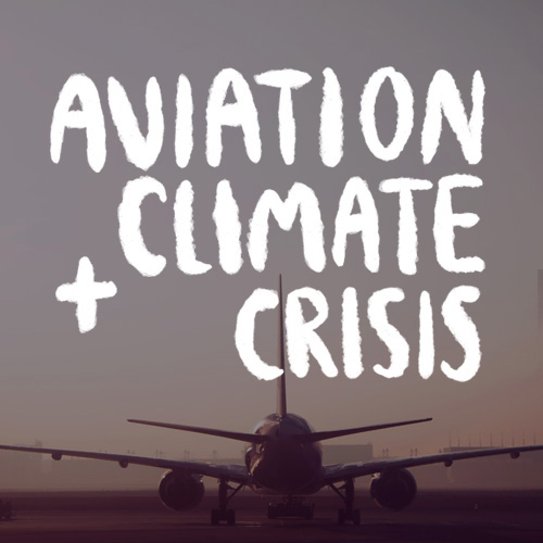 Aviation and the climate crisis