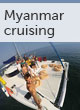 Myanmar small ship cruising guide