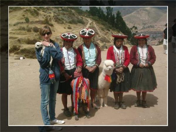 Family vacation in Peru
