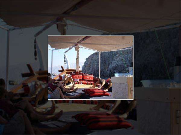 Vacation in Oman, Bedouin and fjords of Musandam