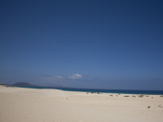 Dunes at Corralejo, Fuerteventura. Photo by Nick Haslam