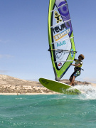 Windsurfing, Fuerteventura. Photo by Rene Egli Windsurfing And Kitesurfing Pro Center