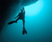 Diving only in Blue Hole
