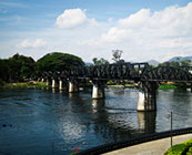 The River Kwai Bridge