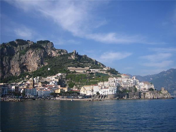 Cilento and Amalfi Coast cycling vacation, Italy