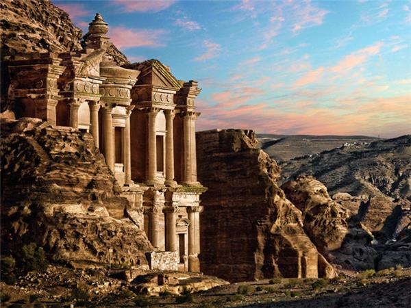 Jordan and Egypt budget vacation