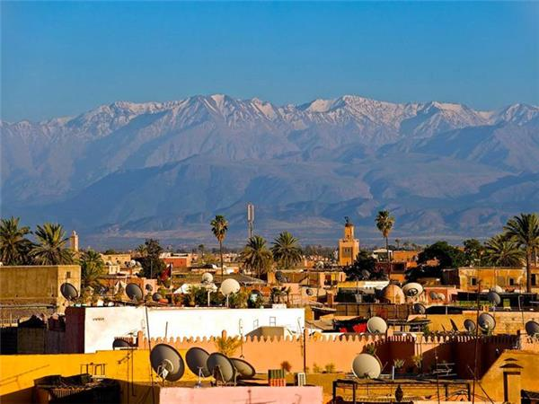 Marrakech city break tour, 4 days