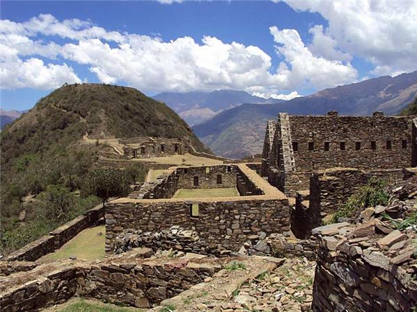 Peru hiking vacation to The Lost City of Choquequirao