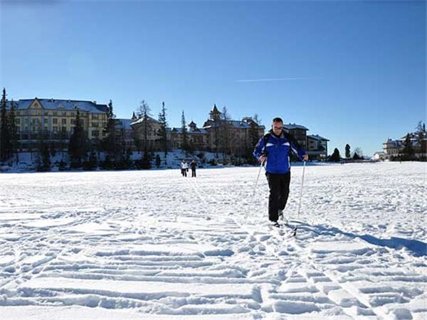 High Tatras cross country skiing vacation in Slovakia