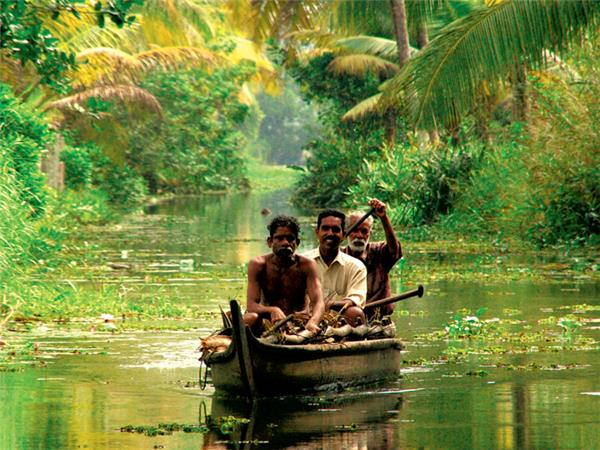South India vacation, small group