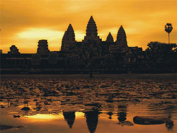 Cambodia & Vietnam vacation