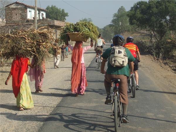 Rajasthan cycling vacation