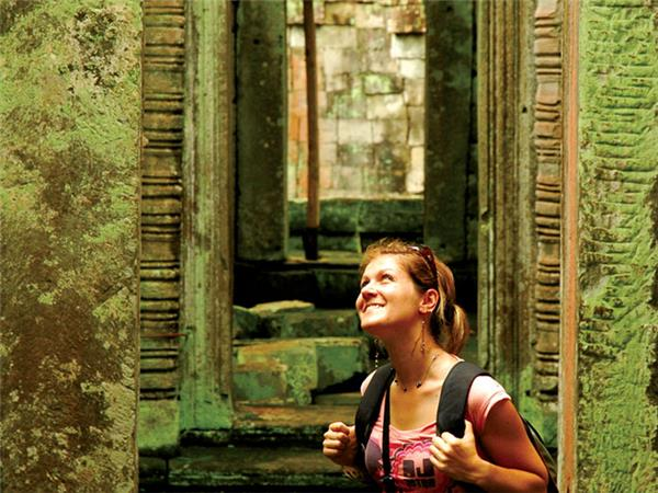 Cambodia adventure vacation, small group