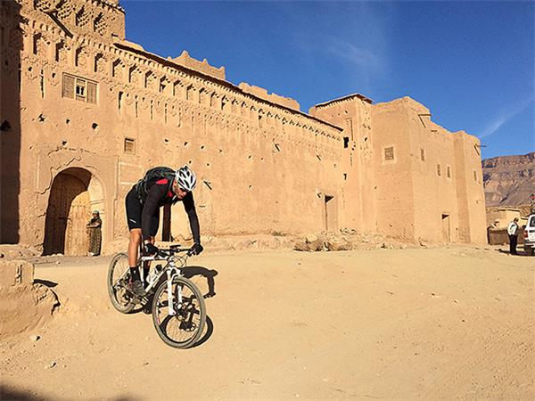 Jebel Sahro to Marrakech cycling vacation, Morocco