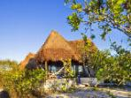 Yucatan ecolodge accommodation, Mexico
