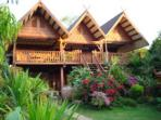 Isan accommodation, North East Thailand