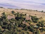 Kenya safari accommodation, sleeps up to 12
