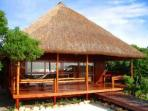 Mozambique luxury beach lodge