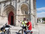 Poitou-Charentes self guided bicycling vacation, France