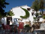 Andalucia accommodation on organic farm, Sierra de Grazalema