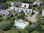 Brittany self catering gites, sleeps more than 10, France