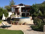 Uzumlu villlage self catering villa with pool, Turkey