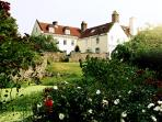 Isle of Wight self catering manor house, sleeps 10+