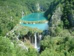 Plitvice Lakes family vacation in Croatia