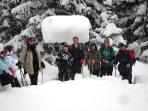Slovakia family vacation, winter in High Tatras