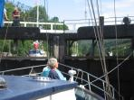 Adventure cruise in Scotland, lochs and canals