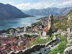 Montenegro self drive vacation
