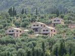 Greek Island luxury villas, Ithaca
