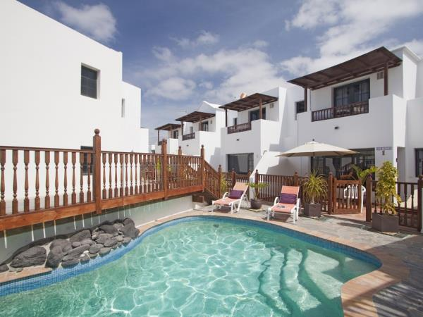 Lanzarote north coast villa holiday, Canary Islands