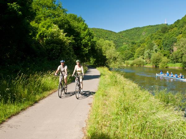 Lahn Valley cycling & relaxation vacation in Germany